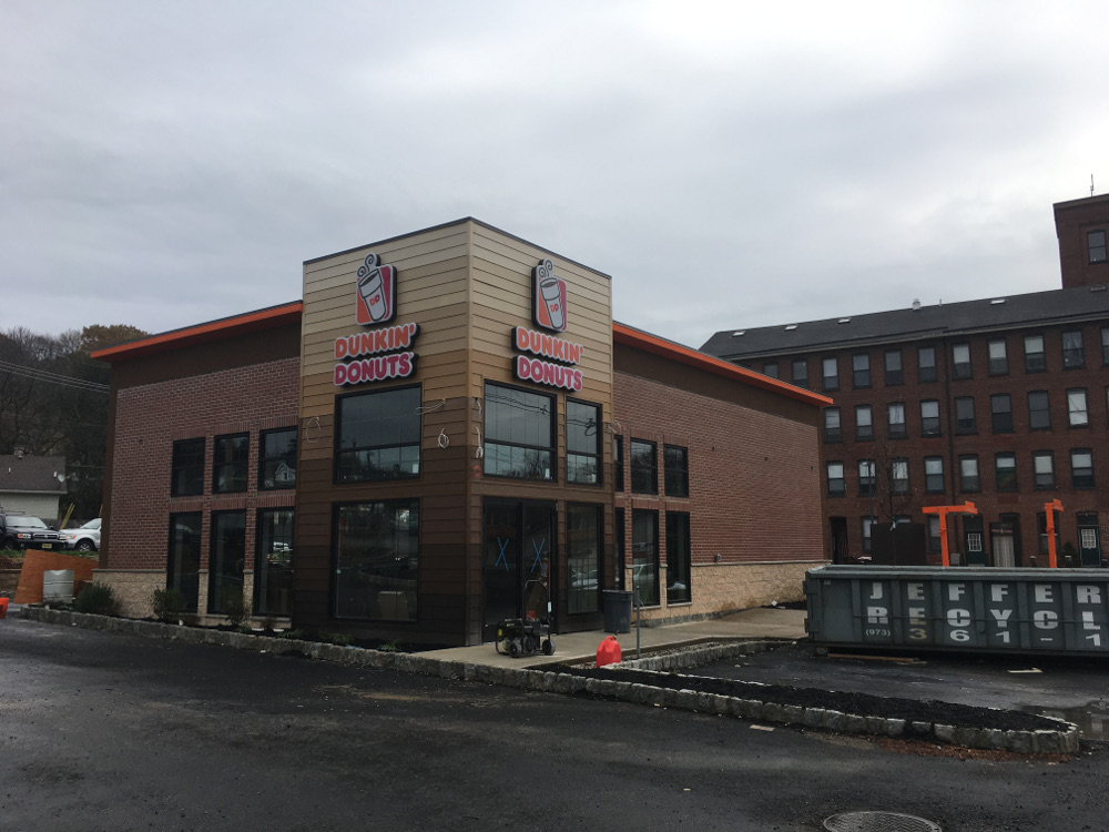 Dunkin Donuts - Project Completion