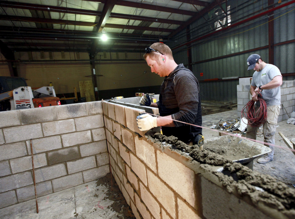 SMC Masonry | Commercial Masonry Services | Modern day masonry built on quality and integrity