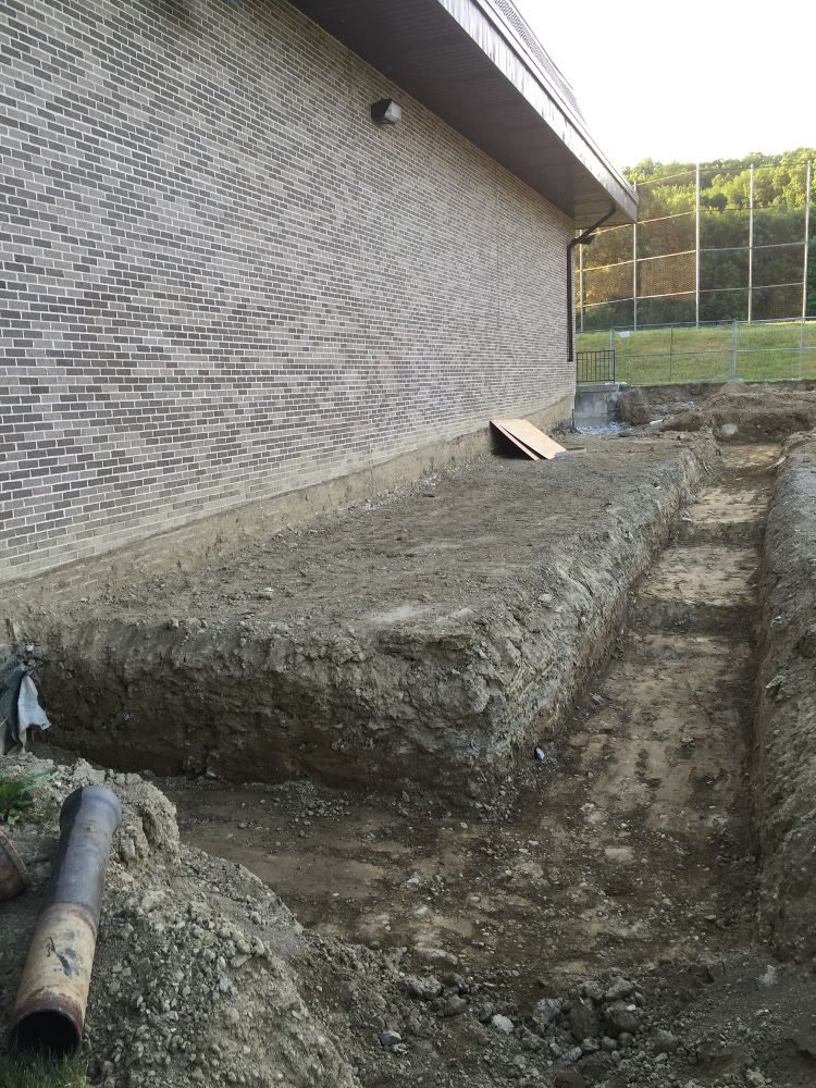 Step 1 - Dig Trenches